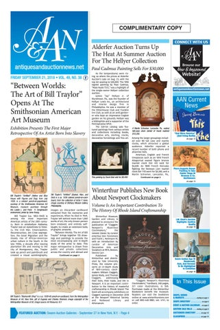 94f63b89905 Antiques   Auction News 092118 by Antiques   Auction News - issuu