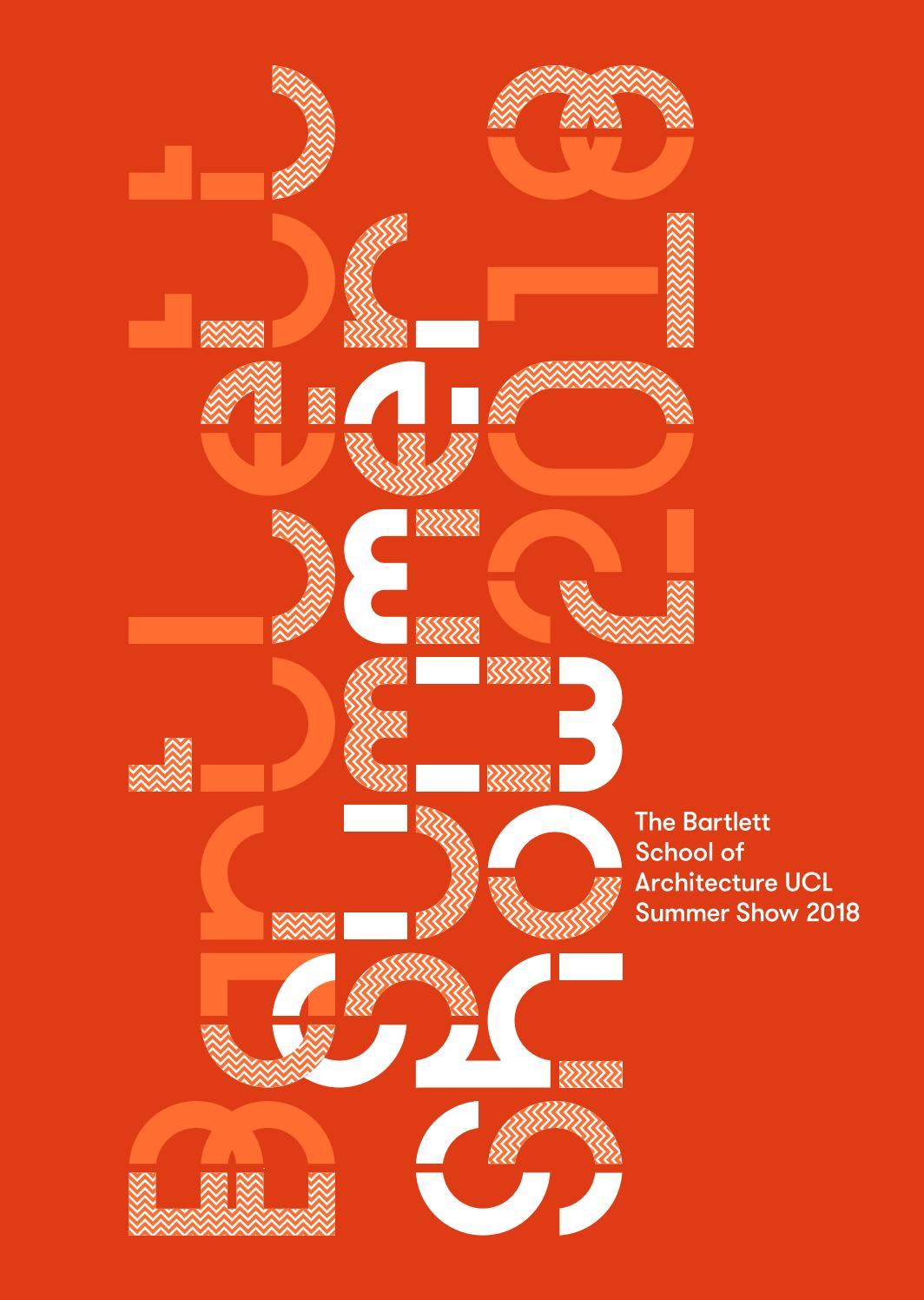 2fd123b46e3 The Bartlett Summer Show Book 2018 by The Bartlett School of Architecture  UCL - issuu