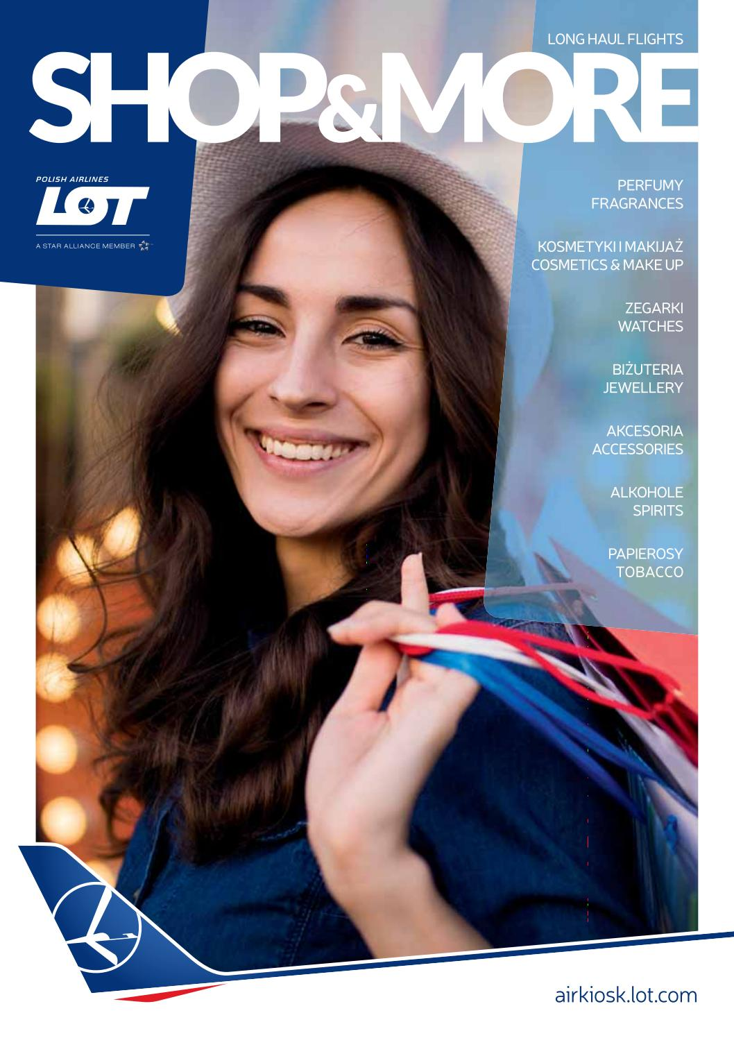 1485e6e2c5c22 Shop   More LH by LOT Polish Airlines - issuu