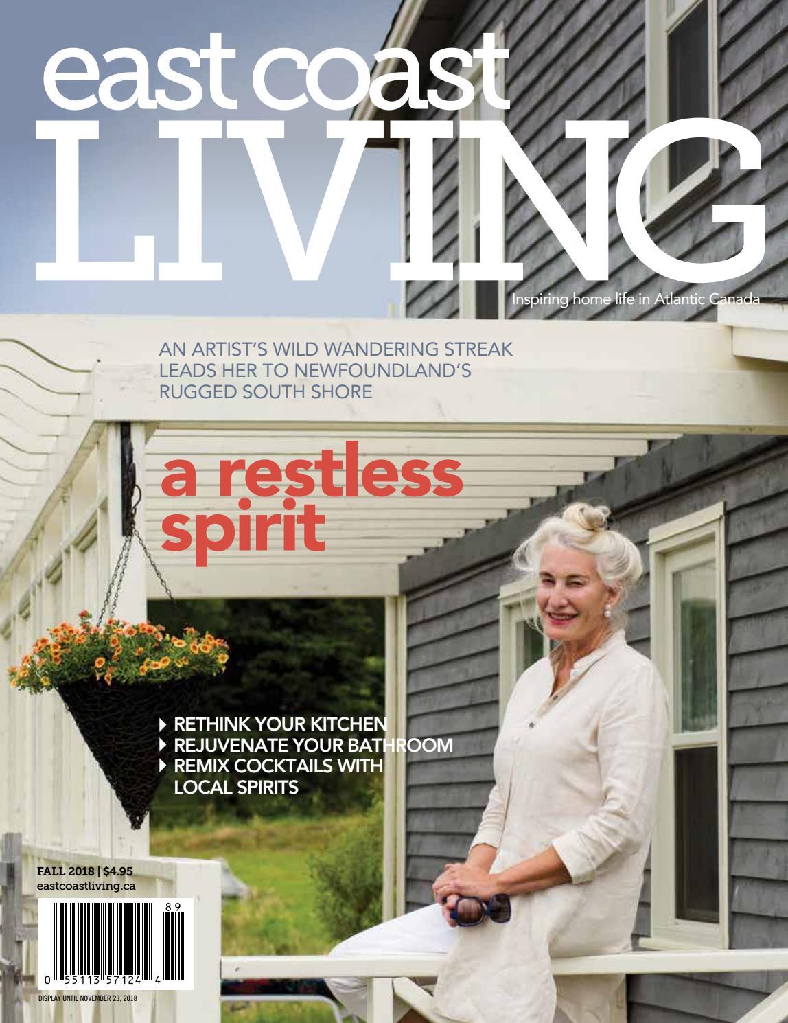 East Coast Living Fall 2018