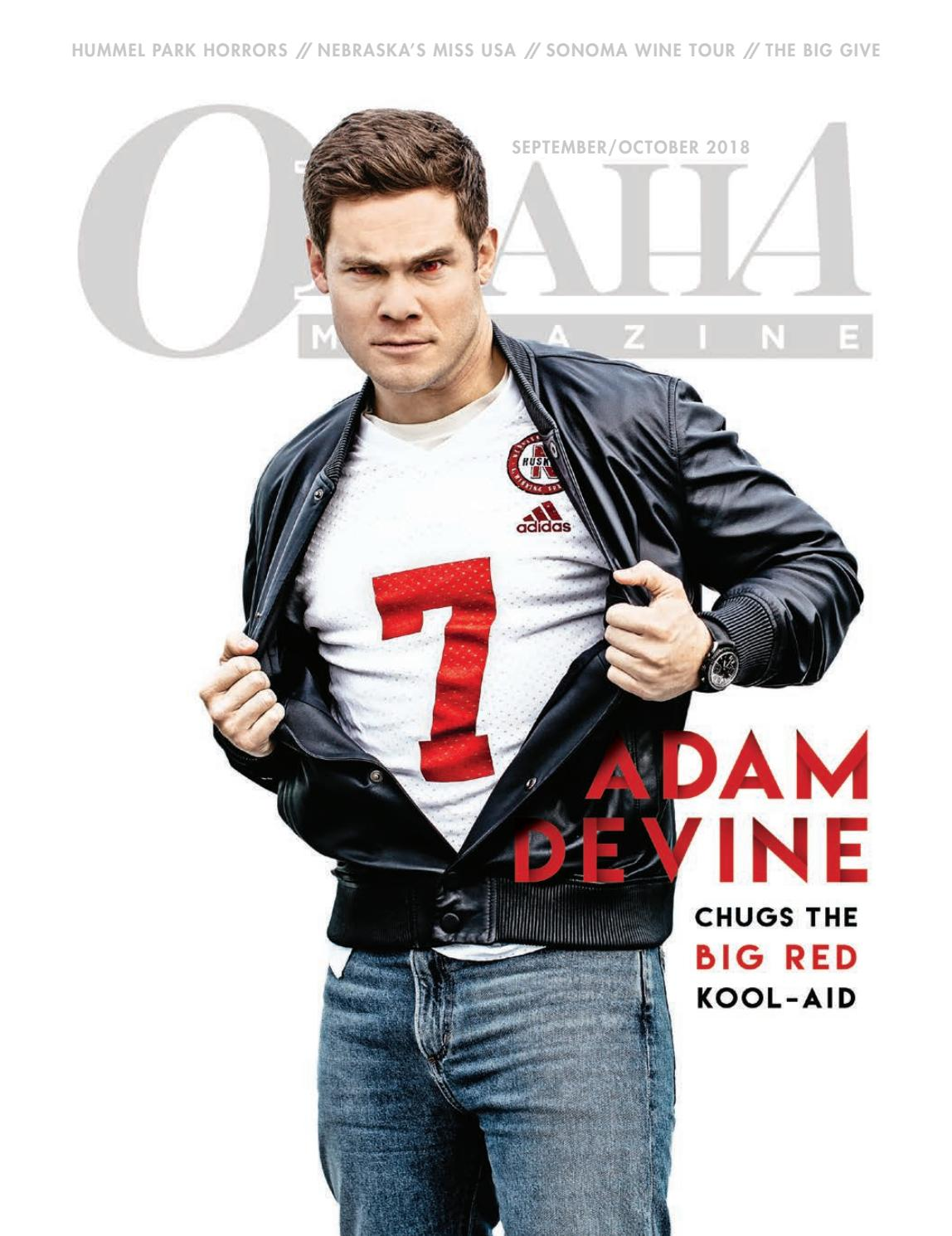 56697776a9bb September October 2018 Omaha Magazine by Omaha Magazine - issuu