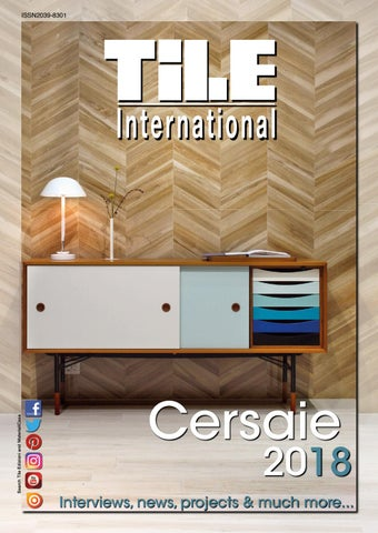 Tile International 2/2018 By Tile Edizioni   Issuu