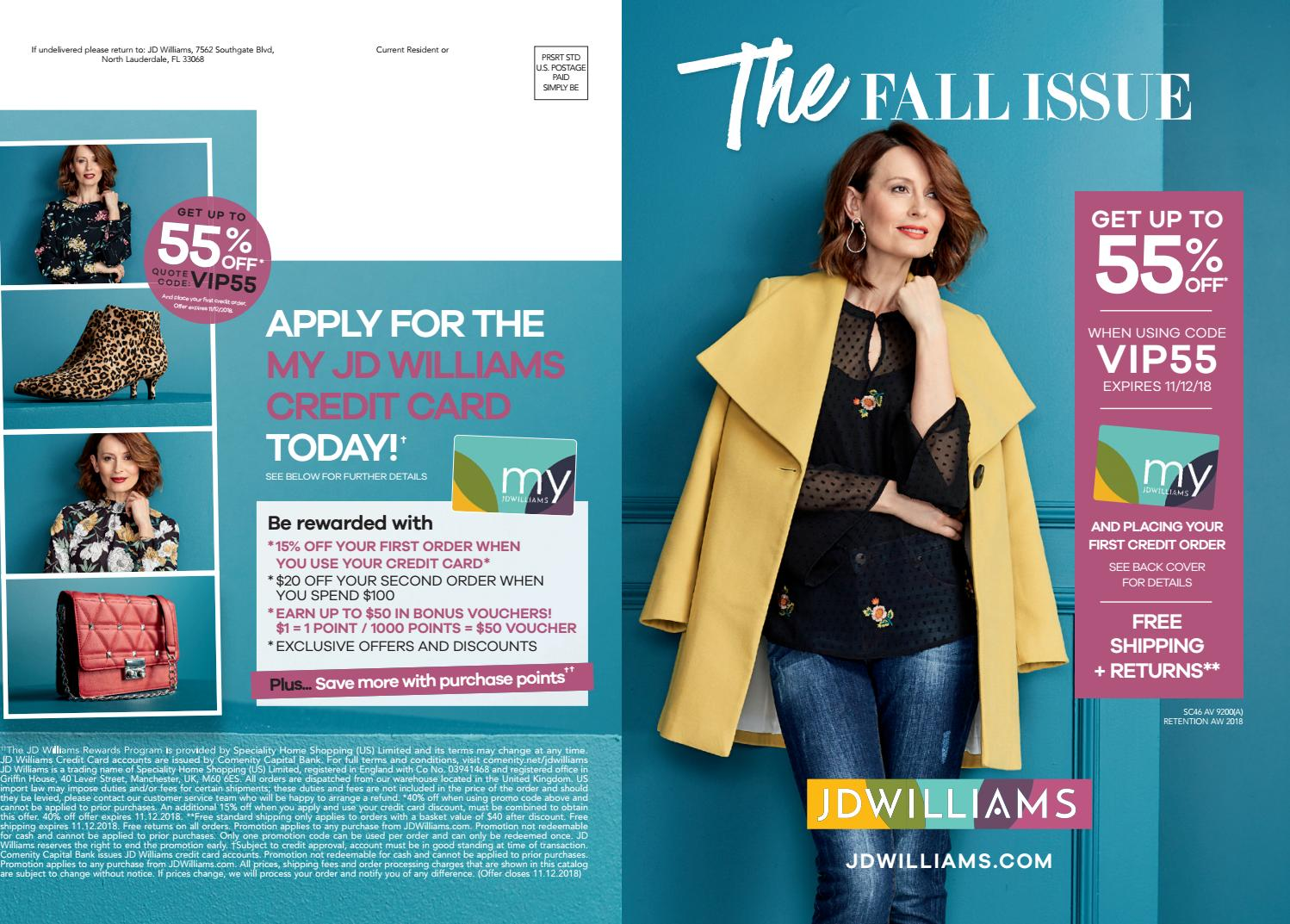 1dcff3d2cb5d The Fall Issue by JD Williams USA - issuu