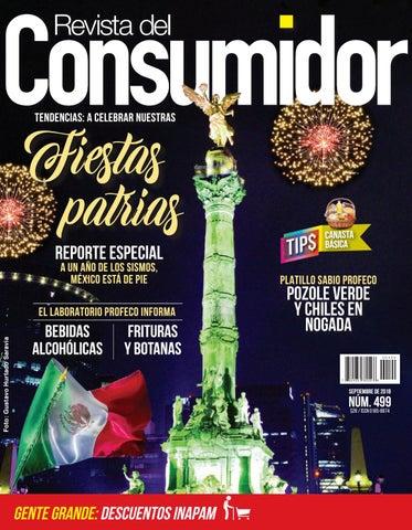 61d685d8eb97b Revista del Consumidor septiembre 2018 by PROFECO - issuu