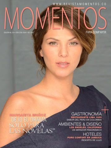 MOMENTOS 33 by Revista Momentos - issuu