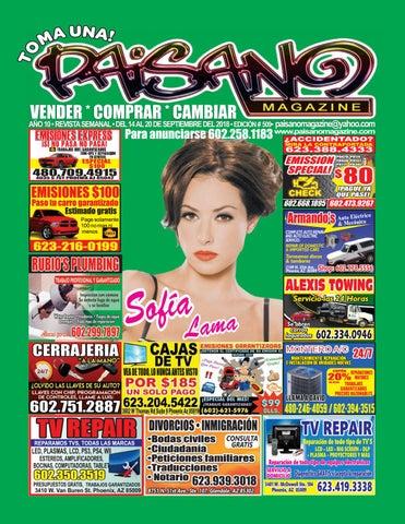 1ce43e90fe5 509 by Paisano Magazine - issuu