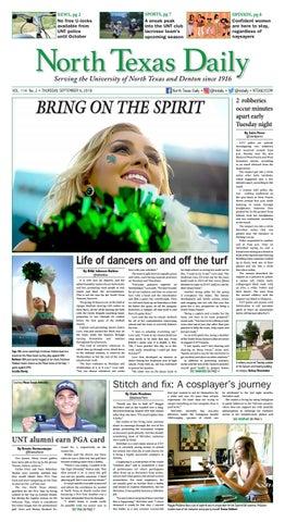 North Texas Daily 9/6/18