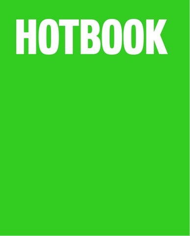 0397be69d8 HOTBOOK 004 by HOTBOOK - issuu
