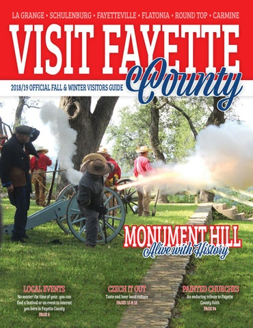 Visit Fayette County by Digital Publisher - issuu