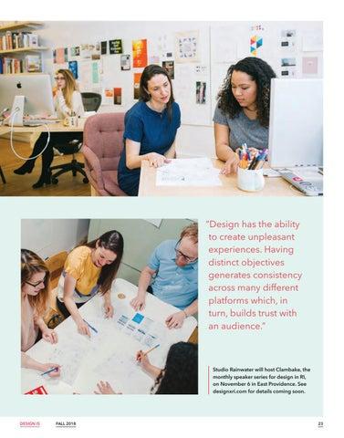 Page 25 of Profile: Studio Rainwater