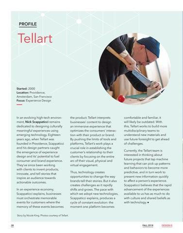 Page 30 of Profile: Tellart