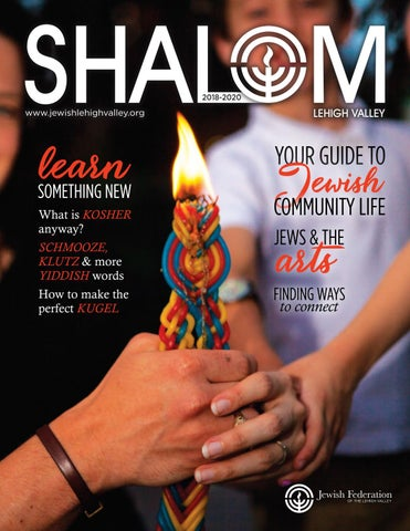 Shalom Lehigh Valley 2018-20 by Jewish Federation of the