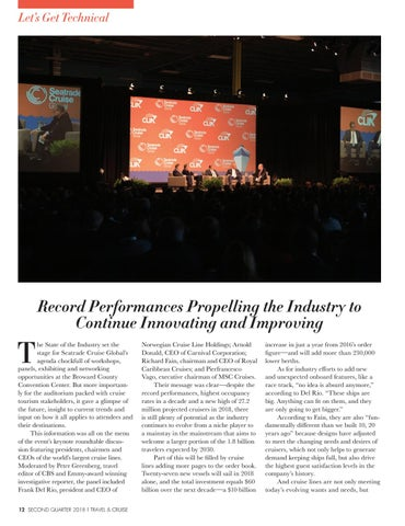 Page 14 of Record Performances Propelling the Industry to Continue Innovating and Improving