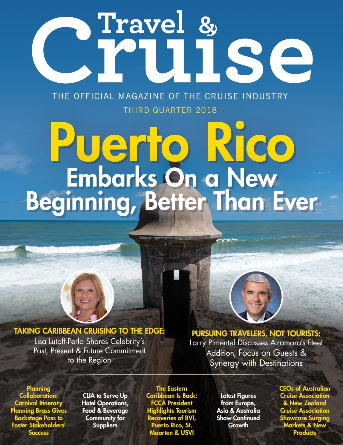 Travel Cruise 3rd Quarter 2018 Magazine By Florida Caribbean