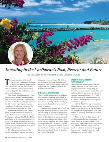 Page 14 of Investing in the Caribbean's Past, Present and Future