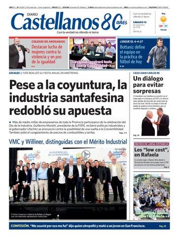 Diario Castellanos 15 09 18 by Diario Castellanos - issuu 9bc21a6cadd8e