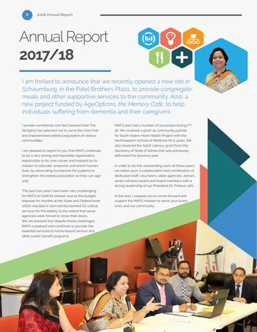 Page 8 of Annual Report