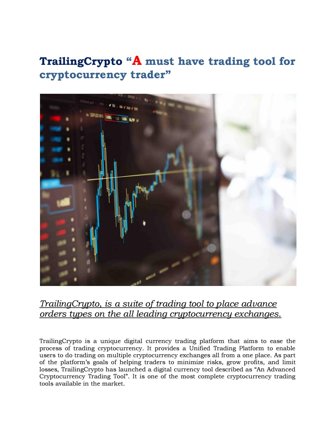 all about cryptocurrency trading