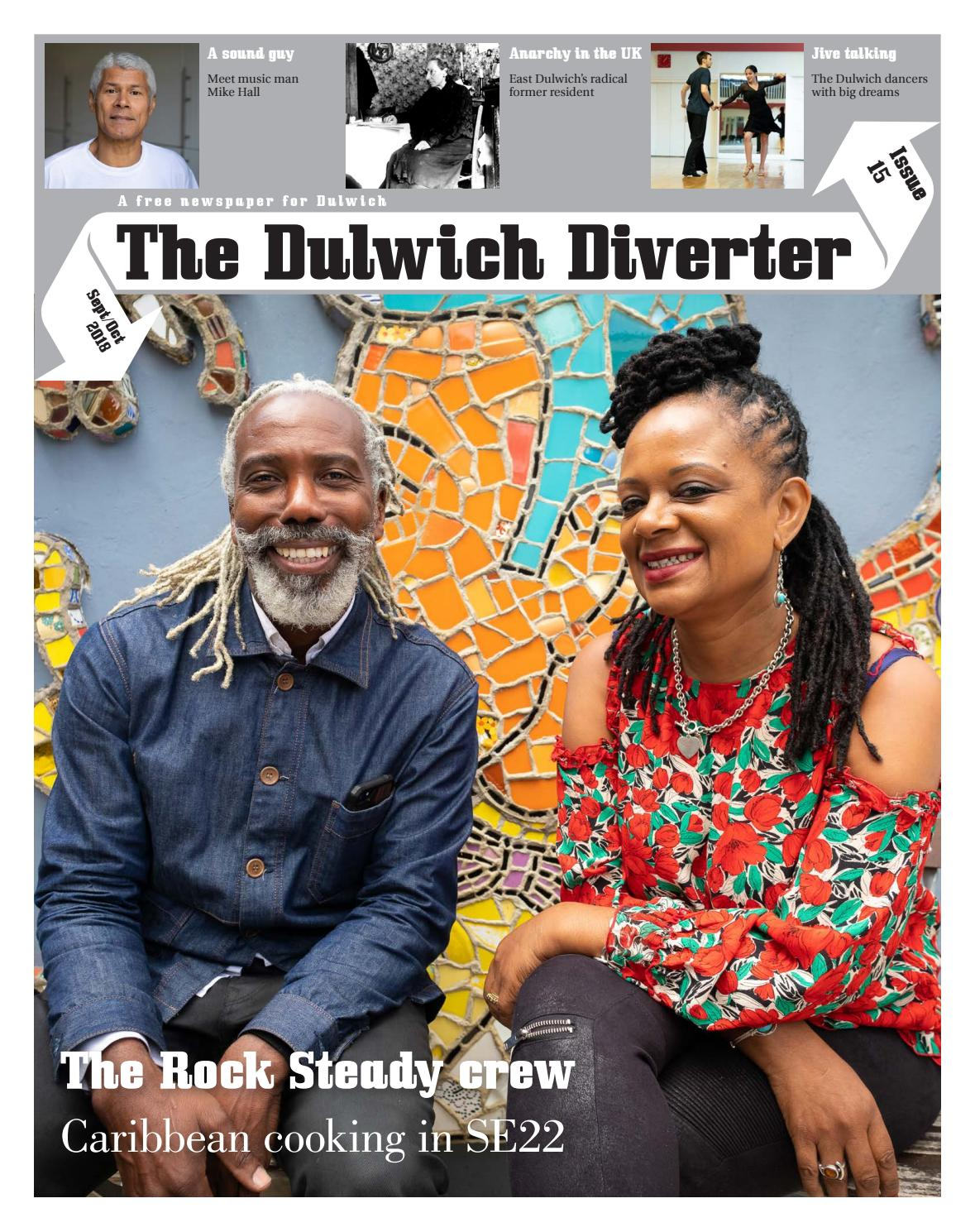 Issue 15 of The Dulwich Diverter by Dulwich Diverter - issuu