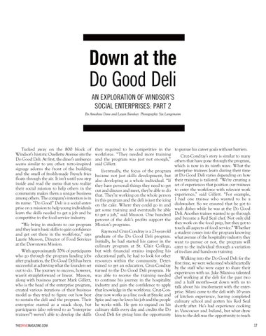 Page 17 of Down At The Do Good Deli