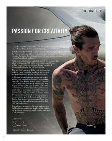 Page 6 of Passion For Creativity