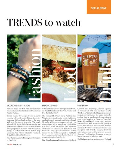 Page 9 of TRENDS to watch