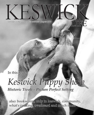Keswick Life Digital Edition August 2018 By Keswick Life Issuu