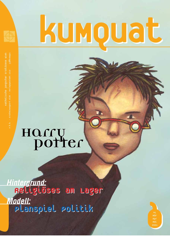 Kumquat Harry Potter By Jungschar Wien Issuu