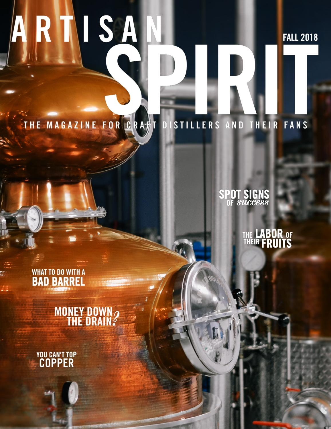 Artisan Spirit Fall 2018 By Magazine Issuu Tina Can Present A 3d View Of The Circuit Board Press Rightmost
