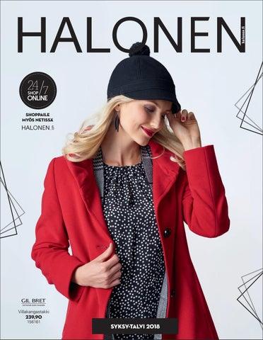 Halonen muotikuvasto syksy 2018 by Halonen - issuu b791314201