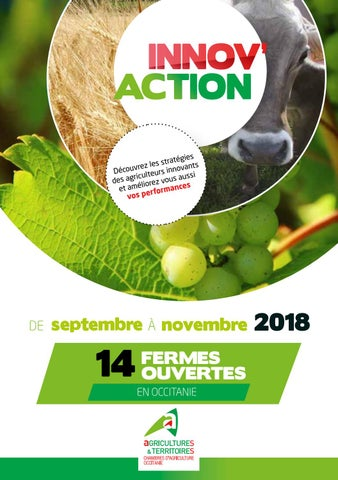 Awesome TARN ET GARONNE   Innovu0027Action 2018 : Les Chambres Du0027agriculture D ...