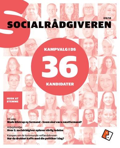 ed2770e46455 Socialrådgiveren 9-2018 by Dansk Socialrådgiverforening - issuu