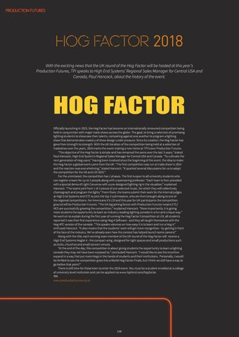 Page 116 of Production Futures: Hog Factor