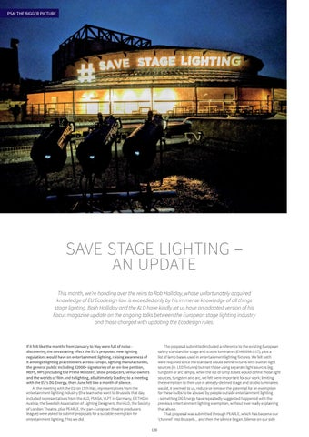 Page 120 of PSA: Save Stage Lighting