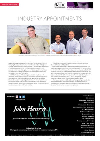 Page 122 of Industry Appointments