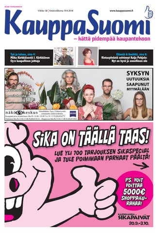 size 40 597c5 f3891 KauppaSuomi 38 2018 (KP) by KauppaSuomi - issuu