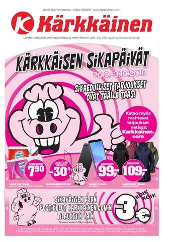 separation shoes d0e71 083f7 Keski-Suomen painos • Viikko 38 2018 • www.karkkainen.com