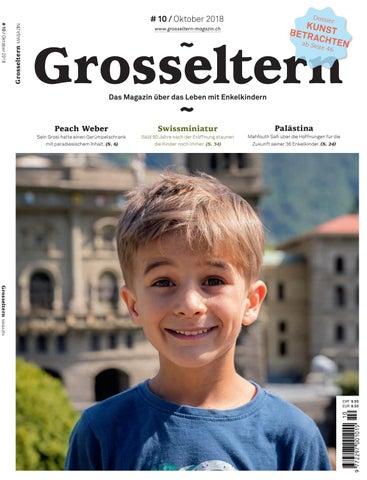 Grosseltern-Magazin 10/2018 by Grosseltern-Magazin - issuu