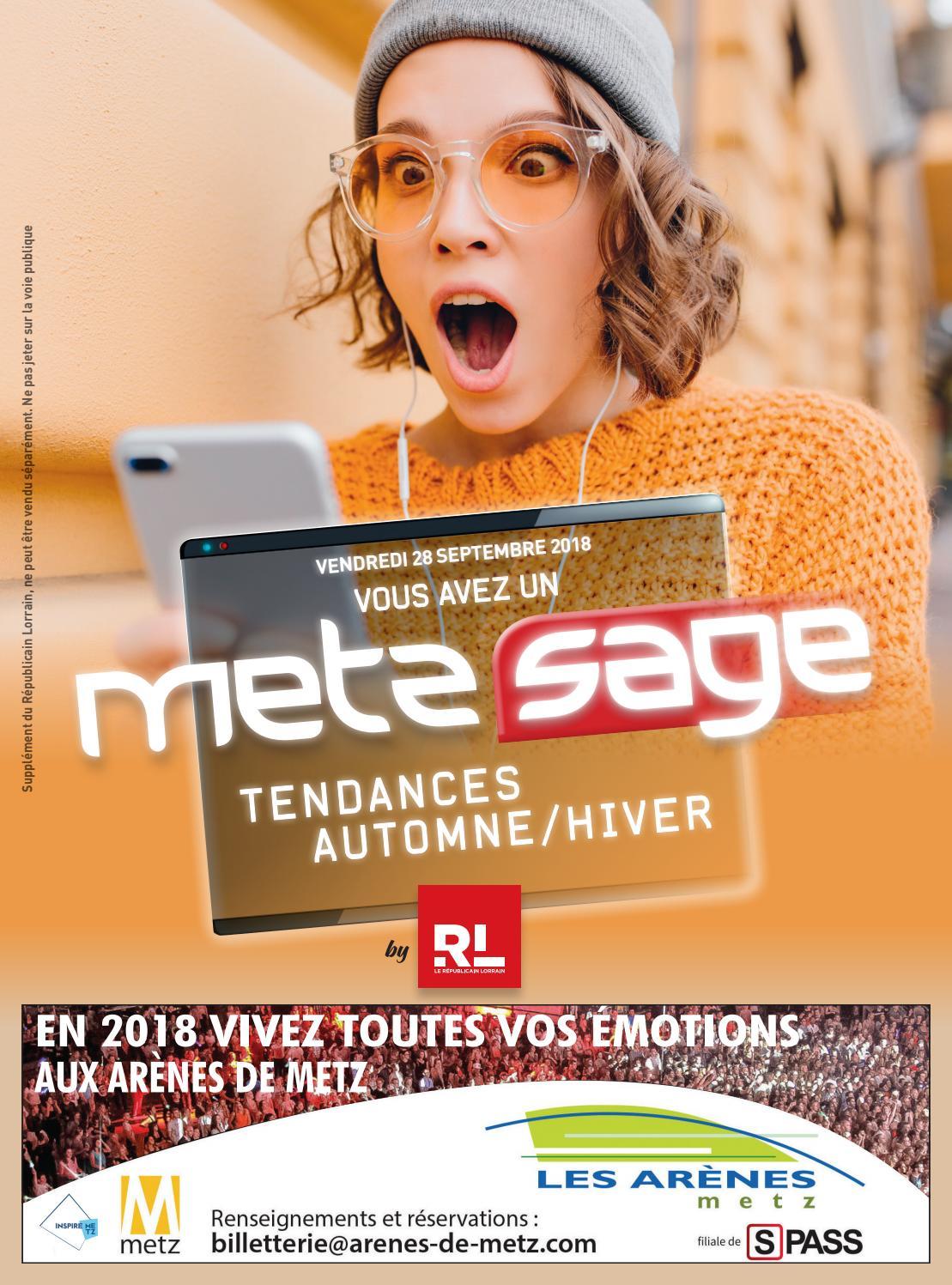 Metz Sage By Republicain Lorrain Issuu