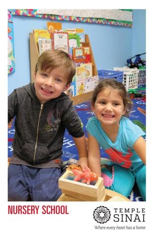 Page 1 Nursery School