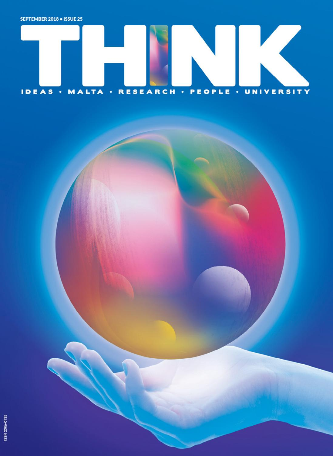 THINK - Issue 25 by Think - issuu