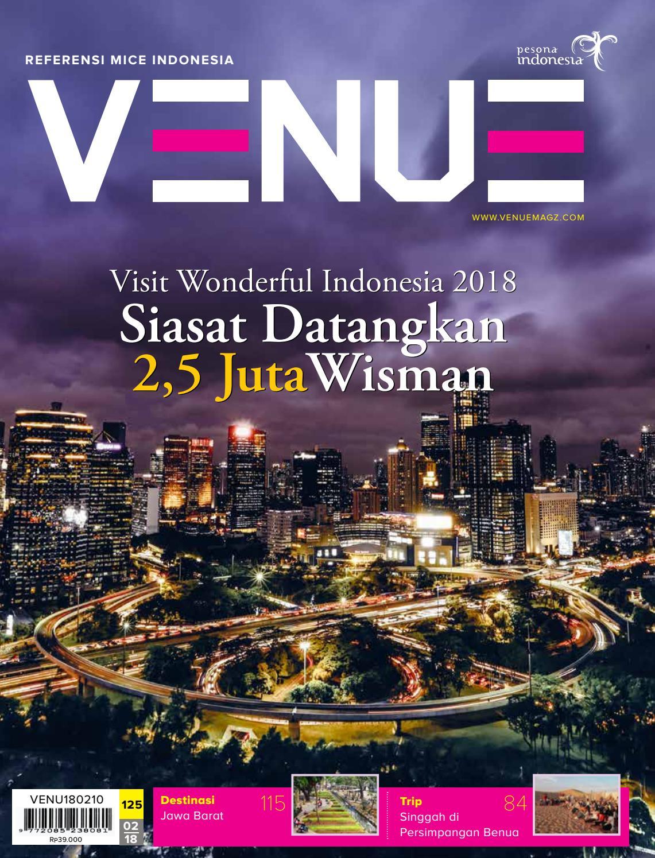 Majalah Venue Februari 2018 By Venuemagzcom Issuu Batur Kursi Makan Kayu Jati Unik Scandinavian Modern Cafe Rumah