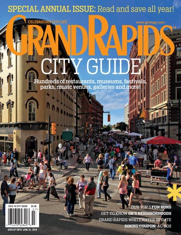 Grand Rapids Magazine July 2018 By Grand Rapids Magazine Issuu