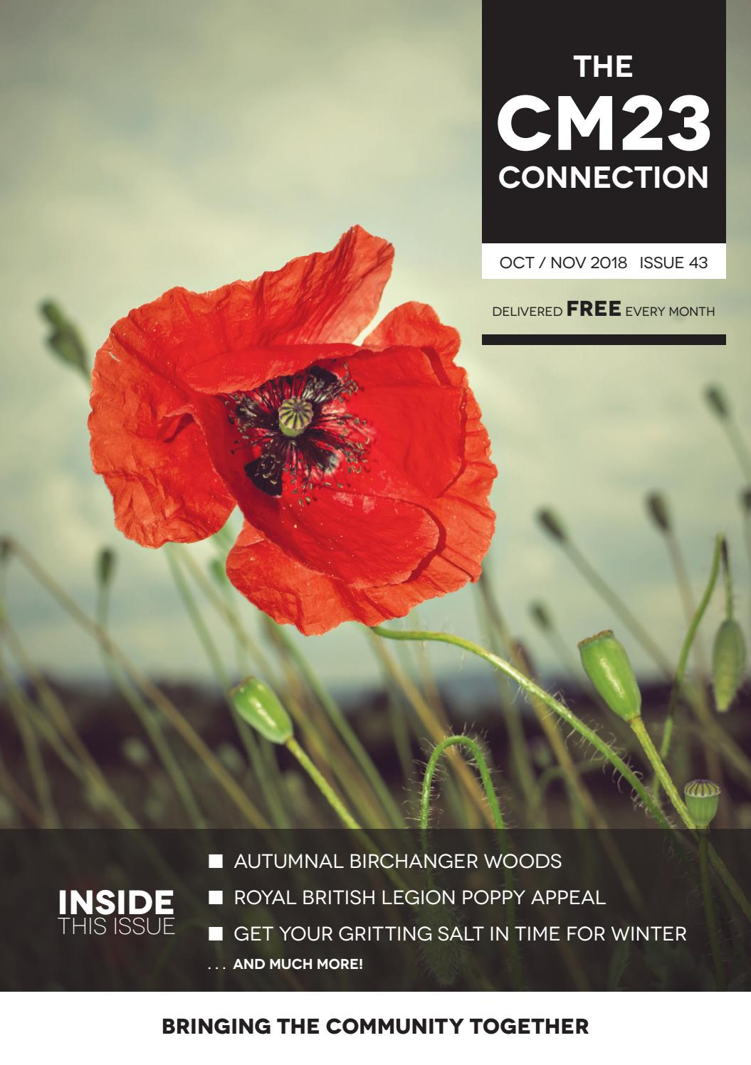 The CM23 Connection Oct/Nov Edition by Lorraine Perry - issuu