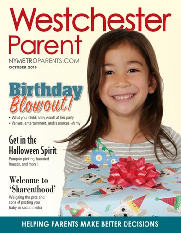 Westchester Parent October 2018 by Davler Media - issuu