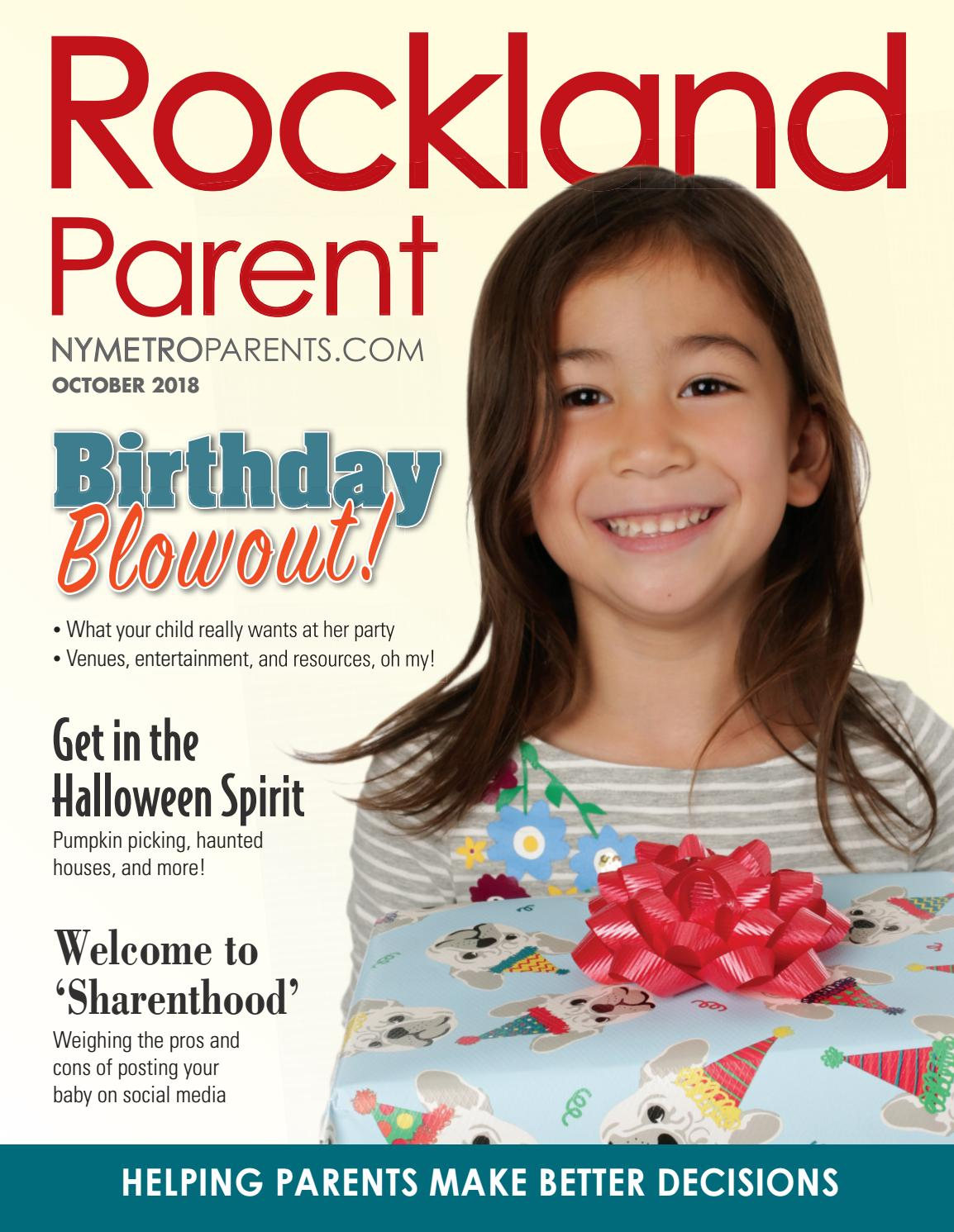 Rockland Parent October 2018 by Davler Media - issuu