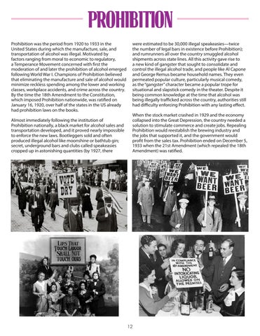 Page 12 of Prohibition