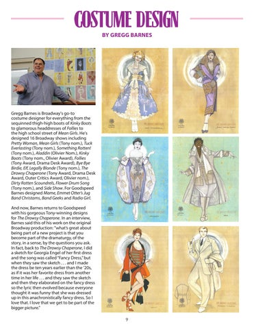 Page 9 of Costume Design by Gregg Barnes
