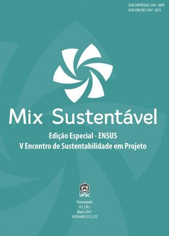 8820444239 Mix Sustentável 6 - V.3 N.2 by Mix Sustentável - issuu