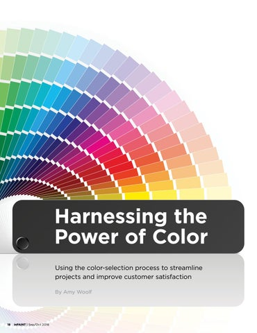 Page 18 of Harnessing the Power of Color